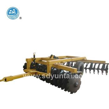 New 1BZ Heavy duty offset agricultural disc harrow for sale