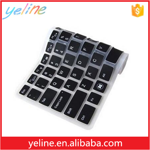 Silicone laptop keyboard covers for ASUS/for Macbook/for HP