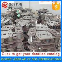 Best Quality Double Pitch Drag Conveyor Rolle Chain Manufacturers