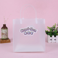 strong handle plastic carry shopping bag