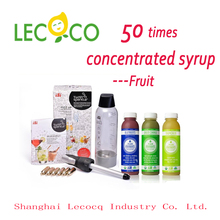 New product promotion for 50 Times beet juice concentrate