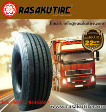 rasakutire japan technology top quality radial cheap price 295/80-22.5 295/80R22.5 used tyres in germany