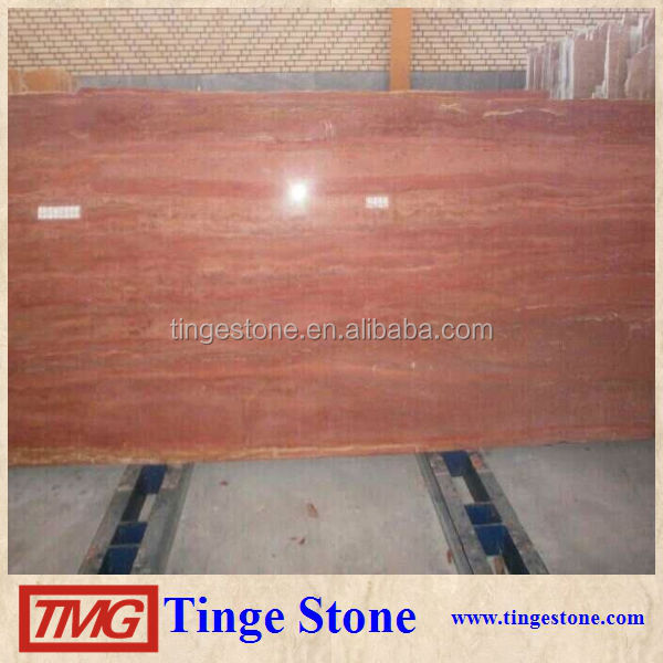 Good Quality Persian Red Travertine On Hot Sale