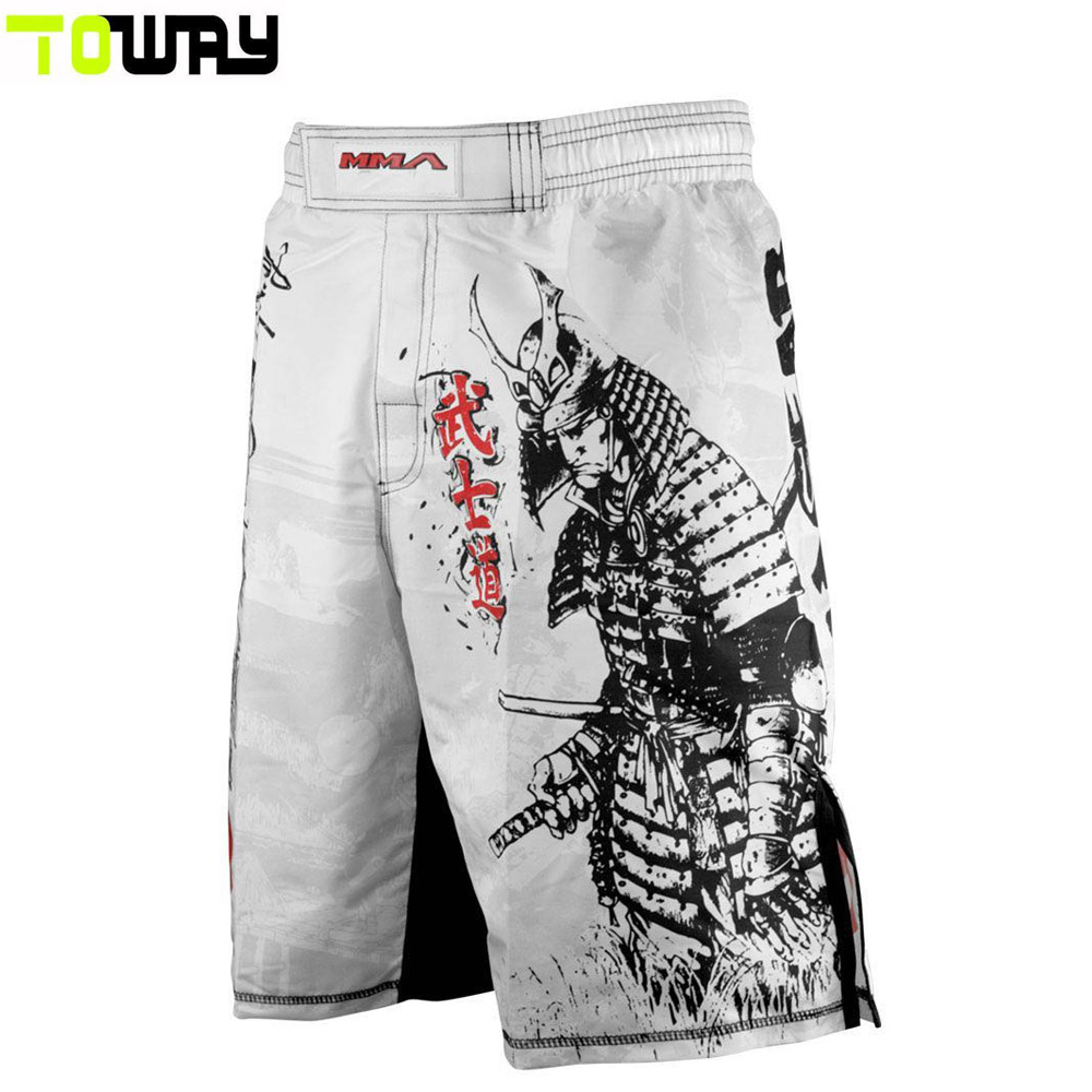 make your own blank custom mma shorts