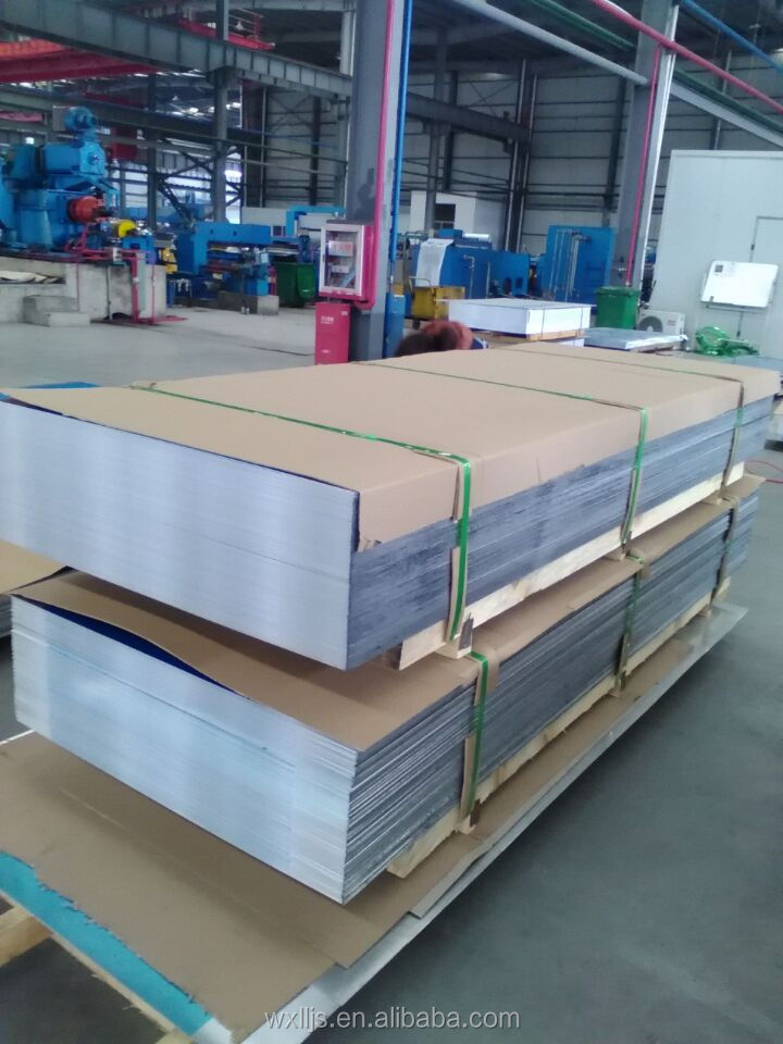 Chinese best selling Wholesale Blank License Aluminium sheet/plate 3003 3105 1100 1050 1060 5052 2024 5754