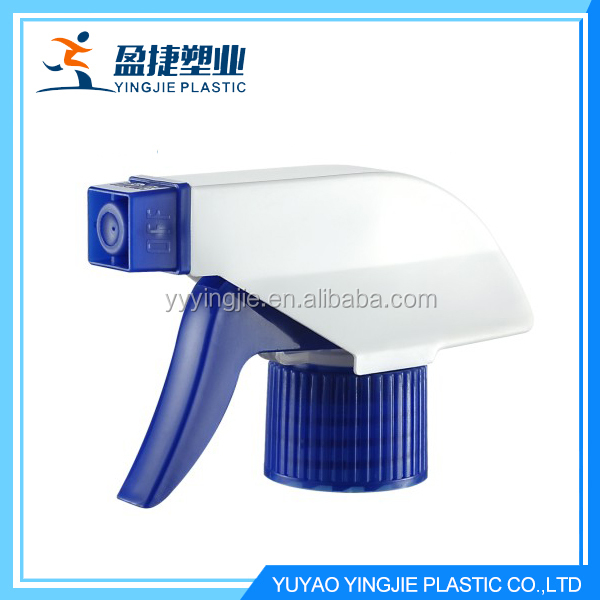 28MM China mini hand plastic chemical trigger sprayer for glass cleanser