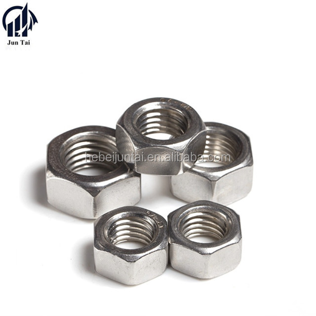 M1.6-M30/ full series 304 stainless steel <strong>nut</strong>/stainless steel hexagon <strong>nut</strong>/m1.6/2/2.5-30m1.6