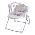 Comfortable Quiet Safe baby swing for newborn and infant(TY006G)