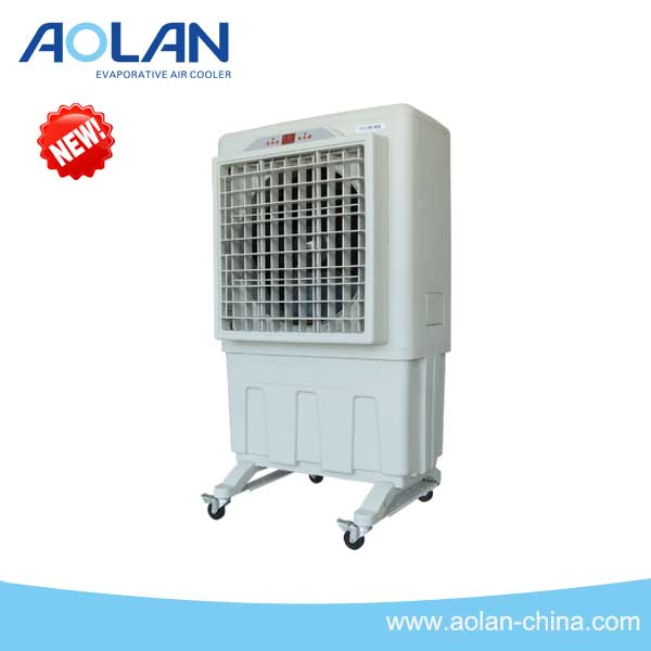 Large capacity portable air conditioning for cooling