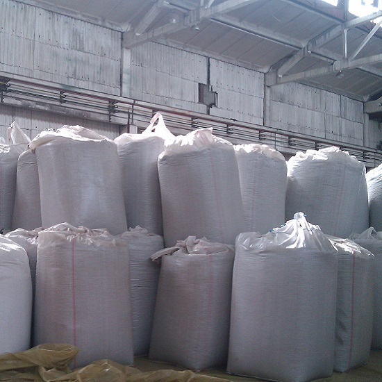 Industrial Wood Pellets In Jumbo Bags