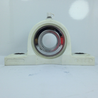 FSZ Factory Direct Support White Black Blue Plastic bearing housing with Stainless steel bearing