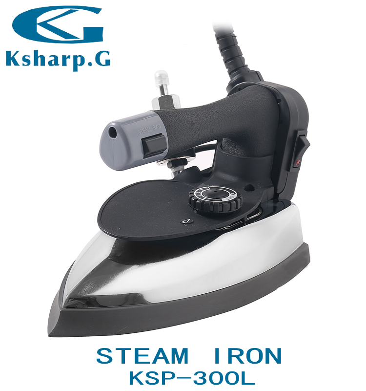 KSP-300L Multiple-functions Industrial Electric Steam Iron With Bottle