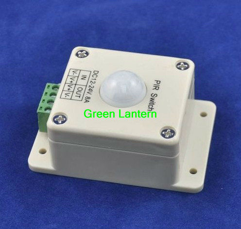 small pir motion sensor switch