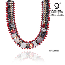 wide necklace wholesale alibaba cosmetic jewelry