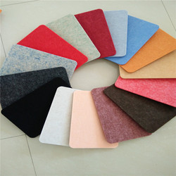 various type wood wool acoustic foam panels for 3d wall