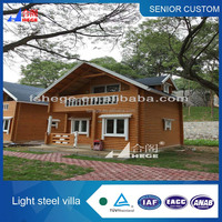 Light steel best small houses
