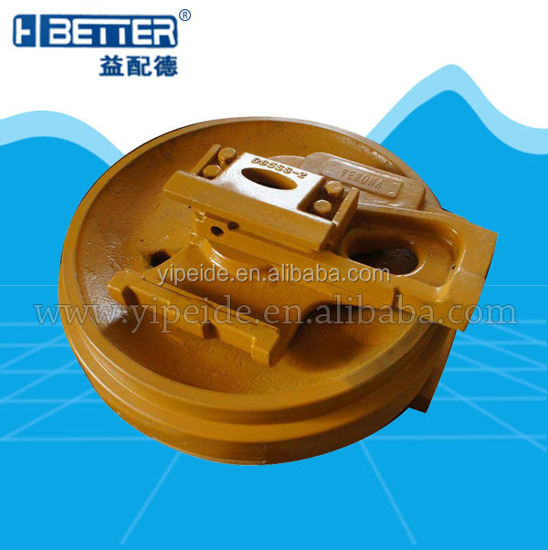 China made OEM Undercarriage Parts,Guide Wheel,Front Idler for Bulldozer/Excavator