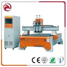 Automatic tool change woodworking cnc router TD1325C-T3 for making wood furniture and mini craft in store