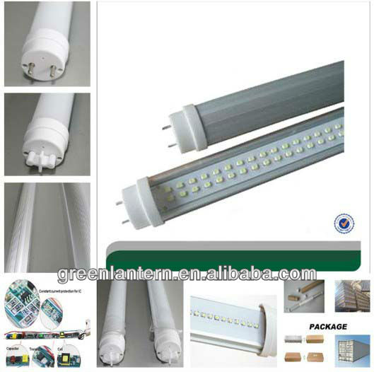8W-26W 2ft 4ft 5ft High-efficiency T8 LED Tubes