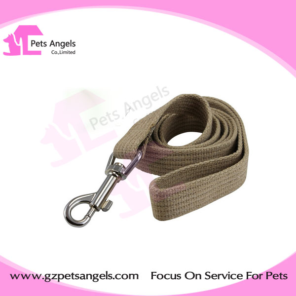 Premium quality Natural soft collars hemp dog Leash