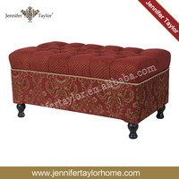 bedroom furniture sets Lift Top Storage Bench with Tufted Accents