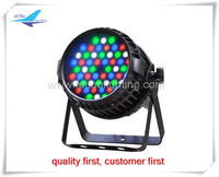 ip65 zoom outdoor led par 64,waterproof par 64 led gbr 54*3W,waterproof led par zoom