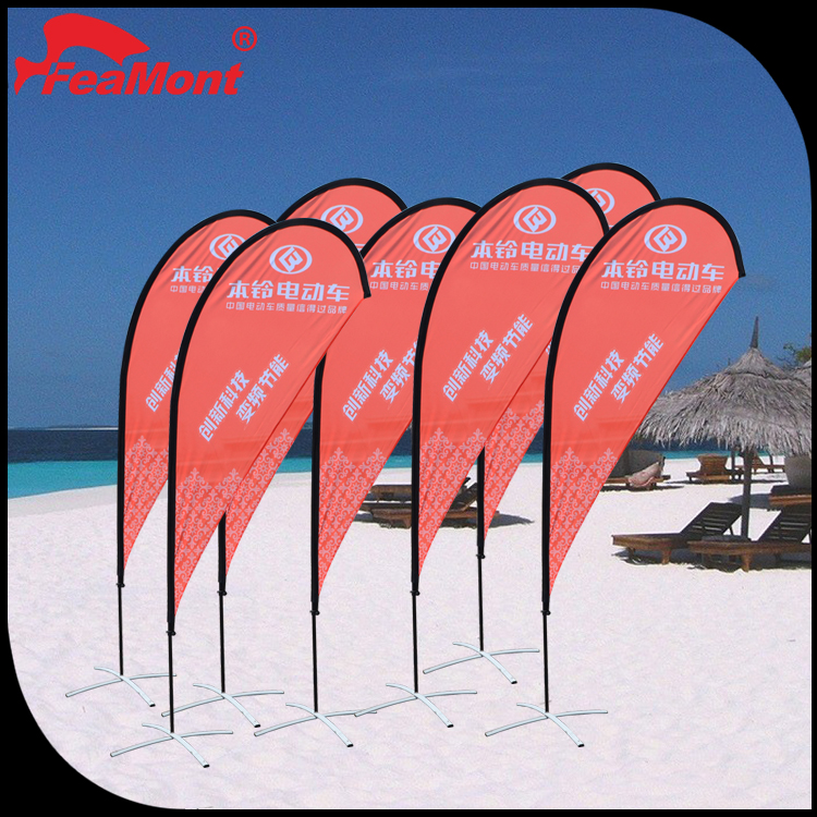 beach towel flag,beach chair flag,2.5m3.5m4.8m outdoor sublimation beach flag banner