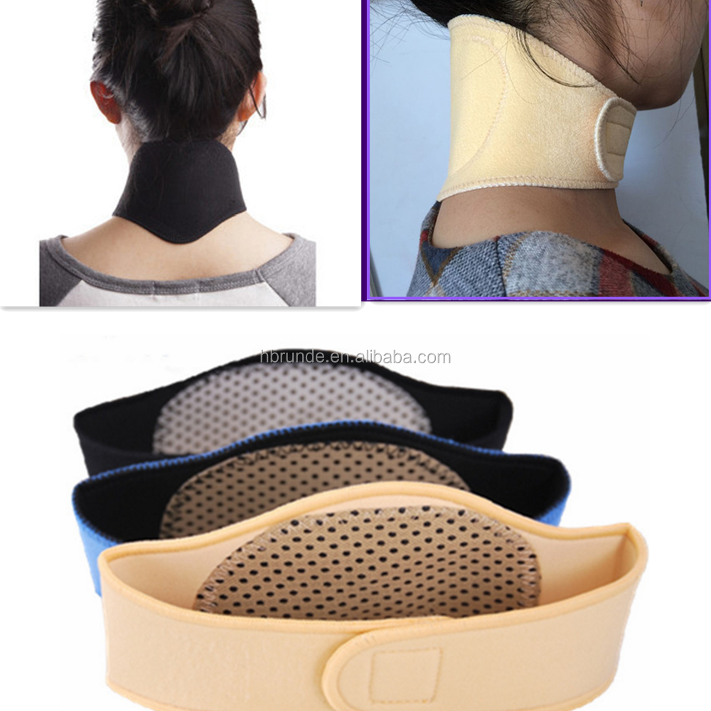 2016 new type best selling inflatable cervical collar to support and reduce neck pain