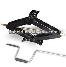 good quality automatic car jacks with small types handle rod