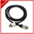 Aluminum Shell HDMI Cable Male to Male Cable for HDTV