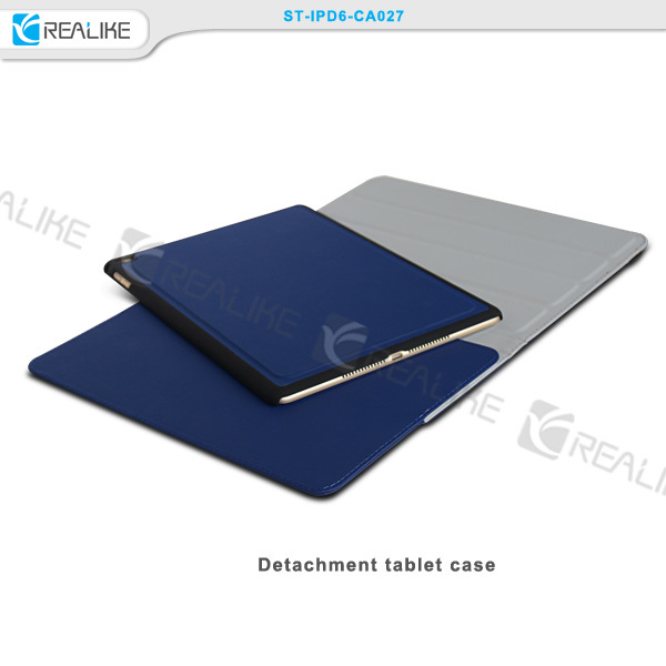 Magnetic holder for ipad accessories, reversible portfolio for ipad covers wholesale