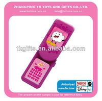 Plastic cell Phone Model Toys Mobile