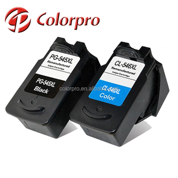 New detail for canon pg545xl cl546xl