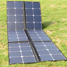 High quality & competitive price 150 watt flexible sunpower solar panel