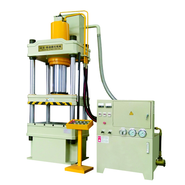Four Column Laboratory Hydraulic Press Brake Machine