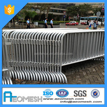 Foshan Factory Supply Competitive Price Expandable Safety Barricade, AEORB Iron Material Driveway Barrier