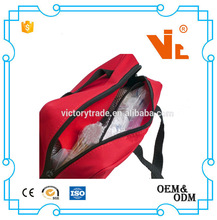 V-FB08 Wholesale Emergency Protable Medical Travel First Aid Kit Bag For Car
