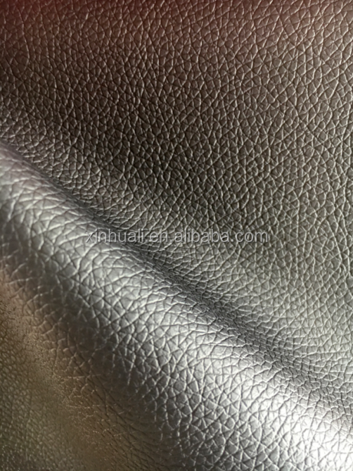 car seat cover leather factory, eco easy cleaning/fire -resistant leather for European/spain/russia market