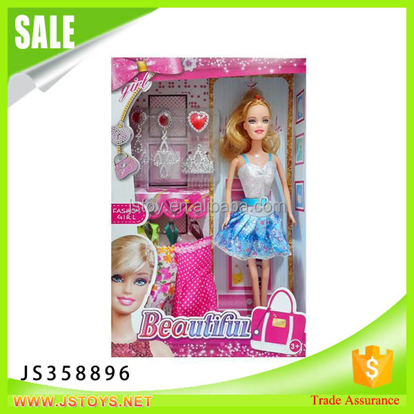 2016 new products doll maker in china