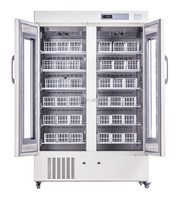 Hospital 4 degree Big Blood Bank Refrigerator and Freezer