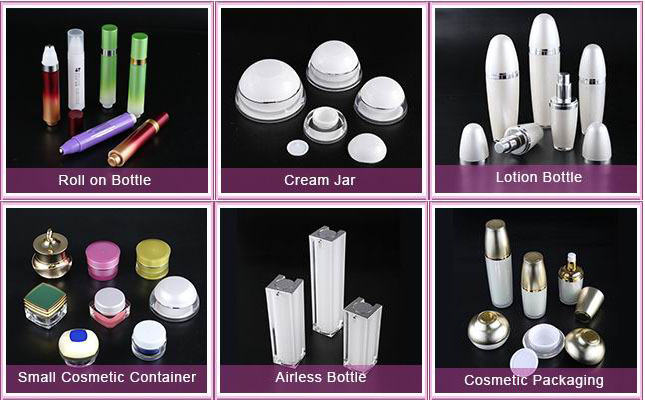 Lotion Cosmetic Packaging And 2015 Newest Design 50ml 80ml 120ml Skincare Square 30 ml Bottle Paint Plastic