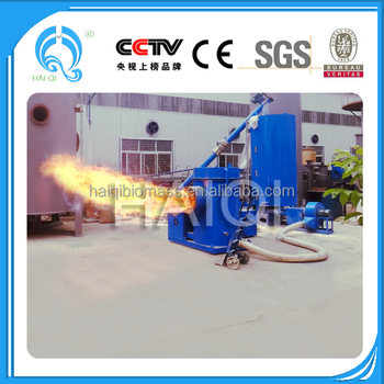 300000-3600000Kcal sawdust burner used for boiler/drying system