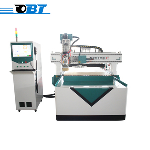 China woodworking wood ATC cnc router machine 1325 price