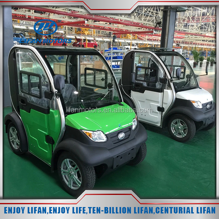 China Made Professional New Electric Mini Passenger Car