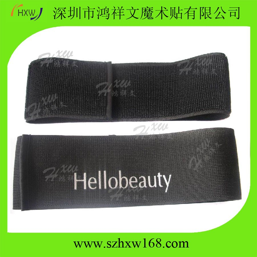 Polyester Thailand rubber Material Eco-Friendly elastic wide waistband