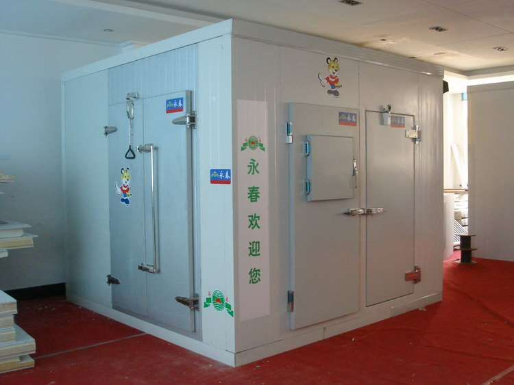 Super quality best sell quick installed cold room for industry