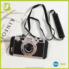For iPhone 6 Case,For Leather camera Cell Phone Case iPhone 6