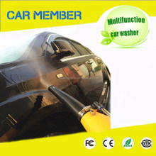 CAR MEMBER mini portable high pressure machine dry washing car for washing car and blow dry and dust absorption