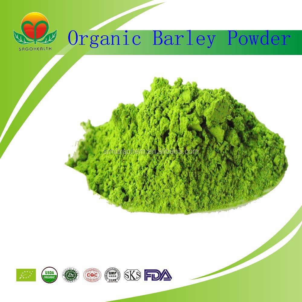 Manufacturer supply Organic barley grass Powder