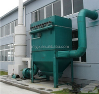 air volume 6000~9000m3/h small pulse dust collector/bag filter/bag pulse filter
